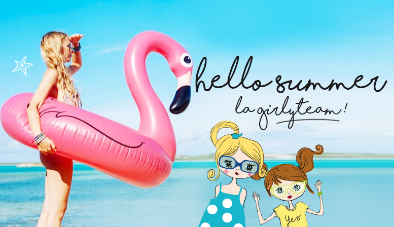 happy summer la girly box cadeau ado fille